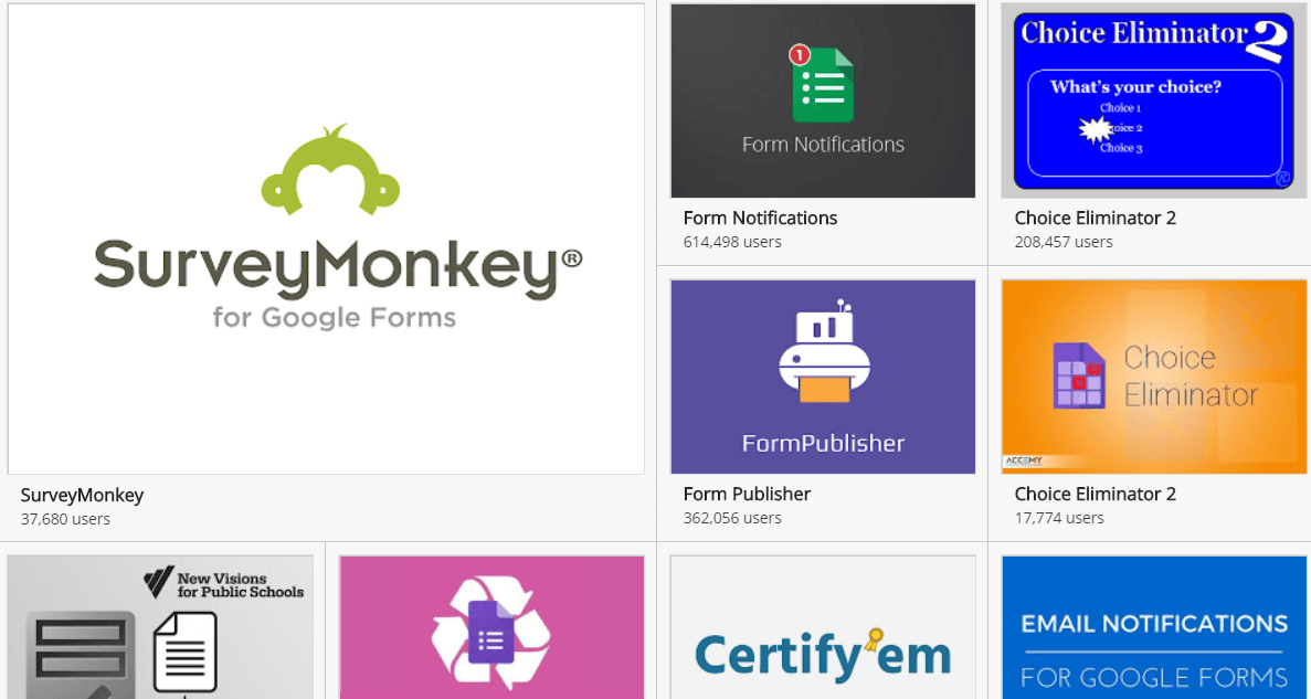 11 Best Google Forms Add-Ons for Productivity | CloudApp