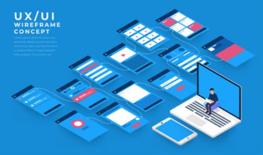 UI vs UX: UI design