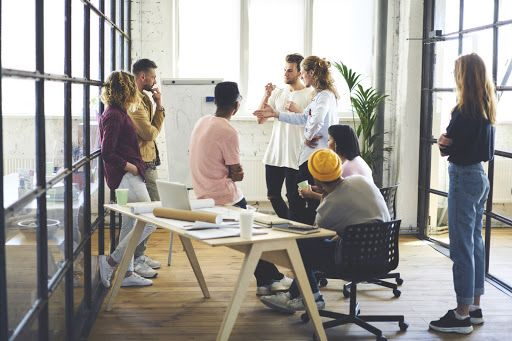 What are collaborative skills?