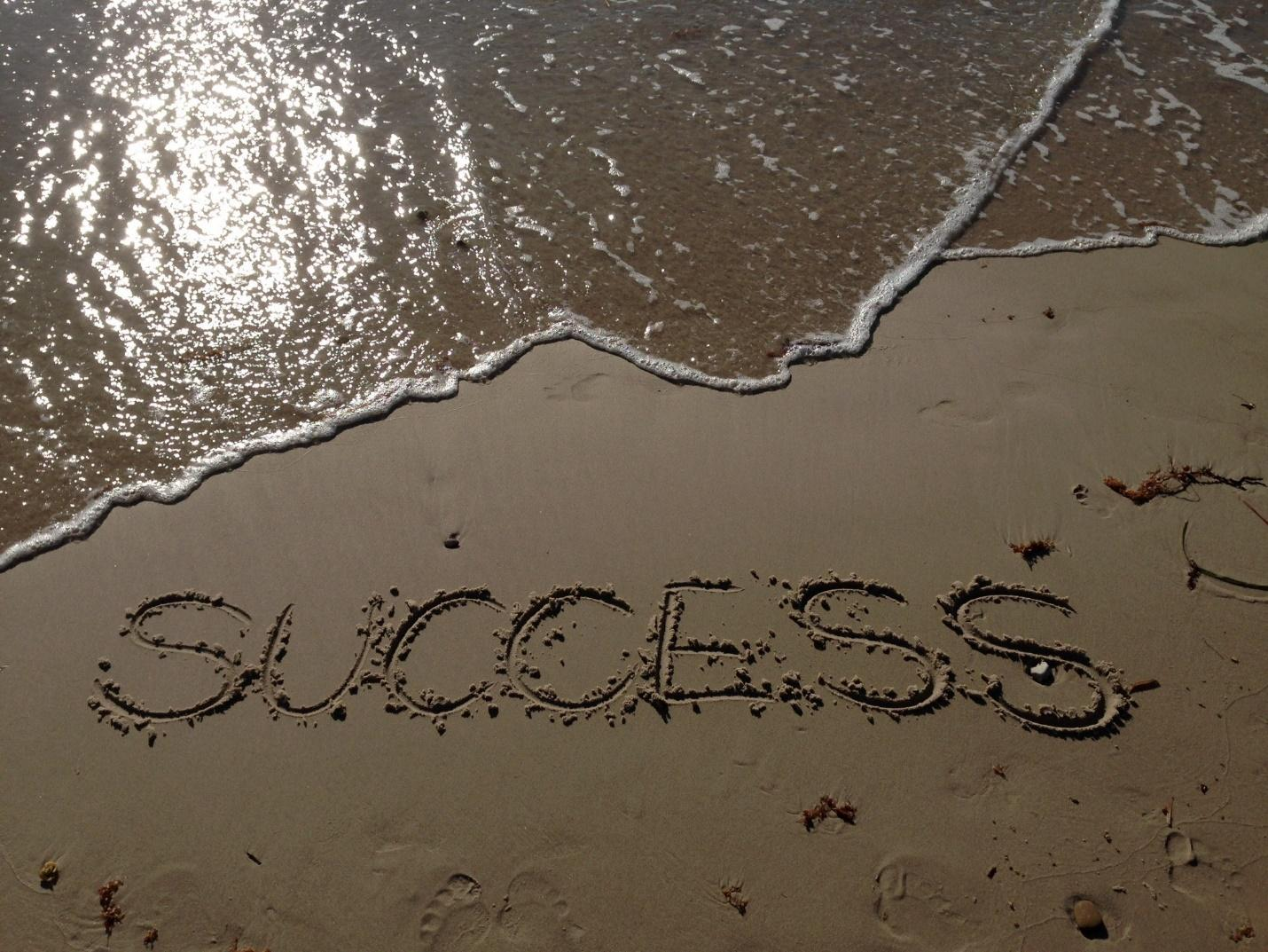 customer success can wash away