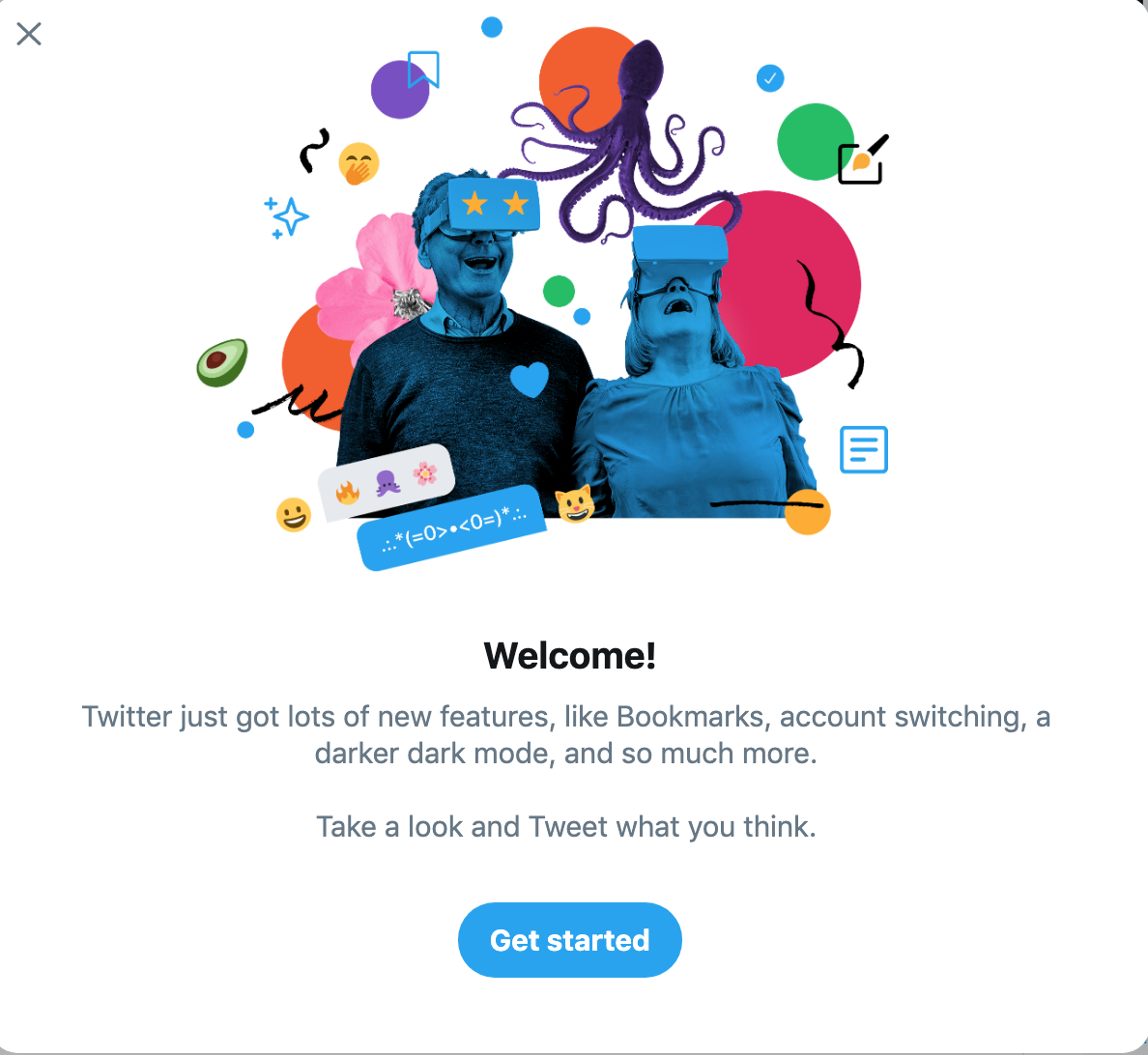 Create a Twitter account
