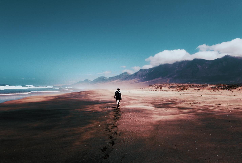 inbound marketing journey and travel metaphor