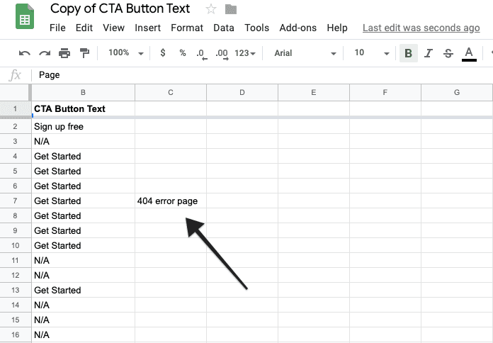 CloudApp allows you to take a screenshot of your Google Sheets