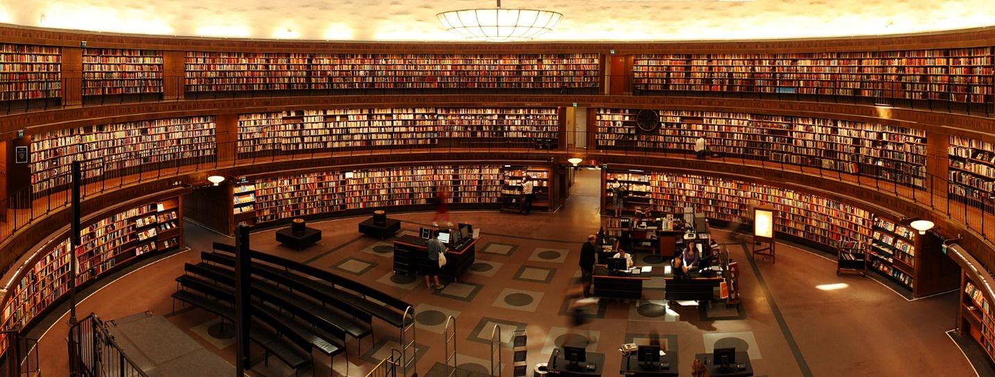 libraries are the original learning management system
