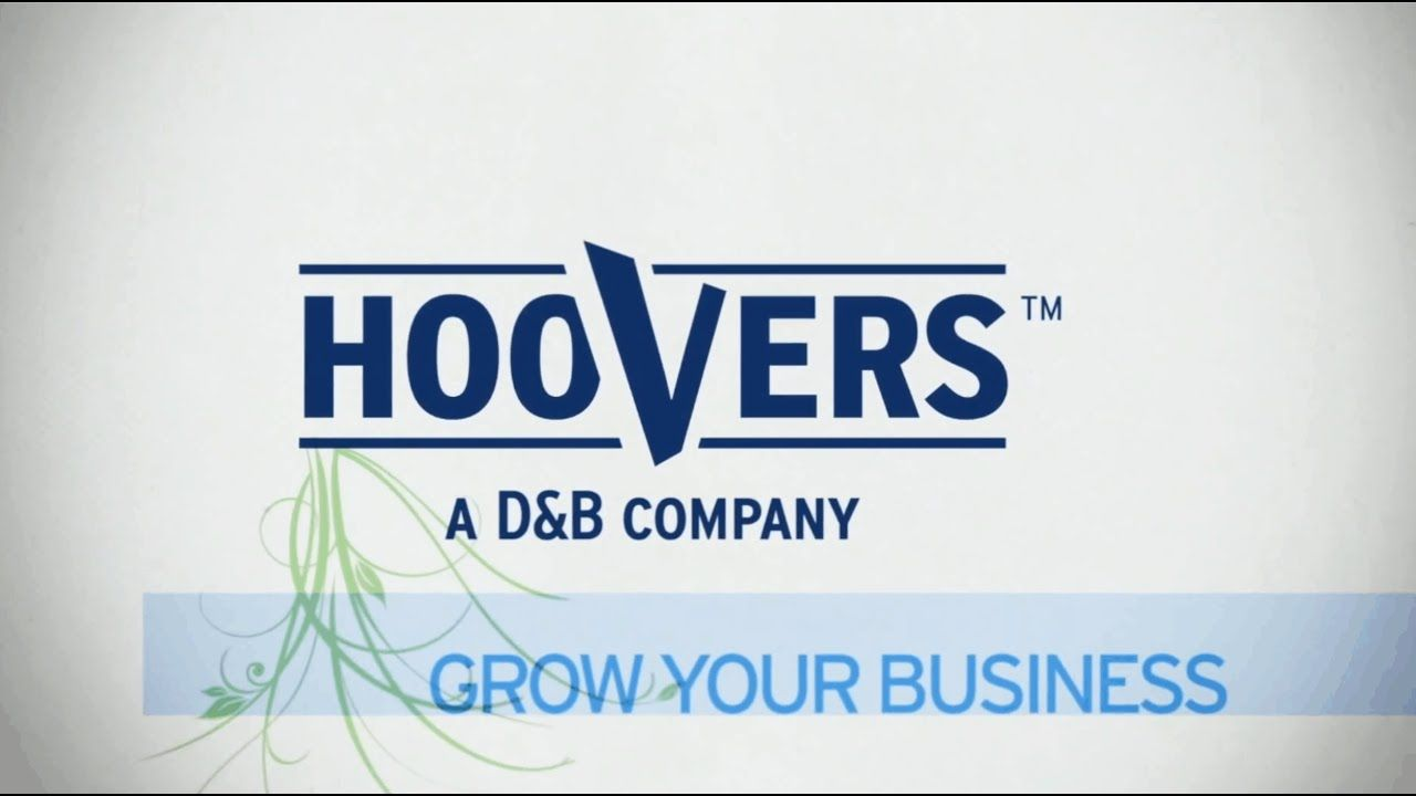 Hoovers banner