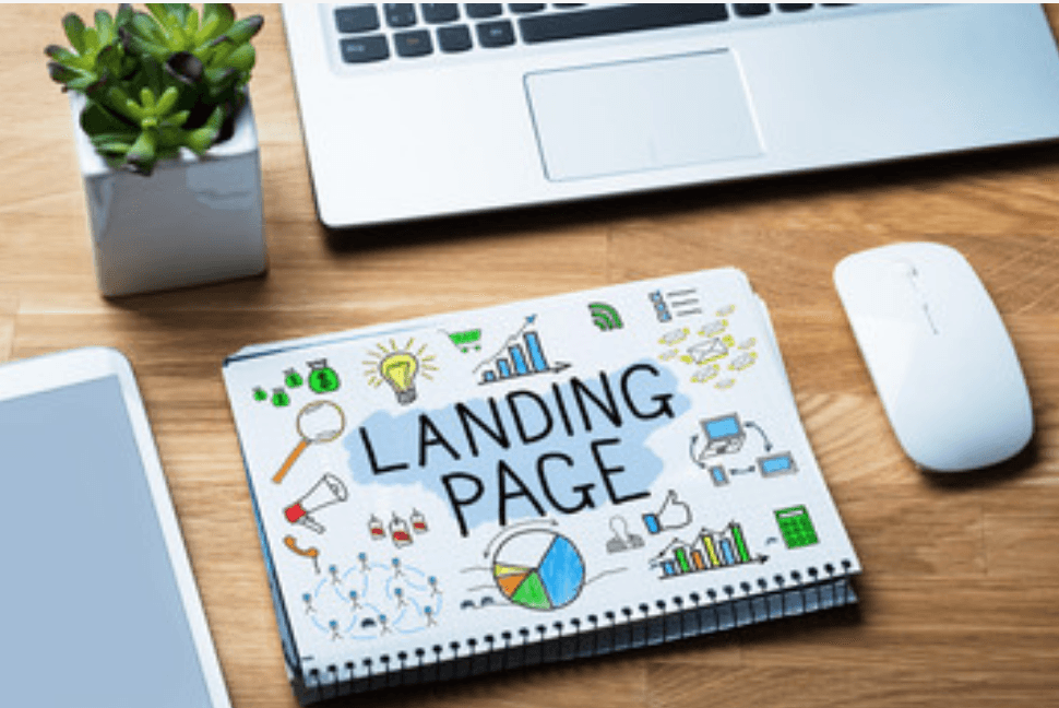 How to create a landing page that is effective.