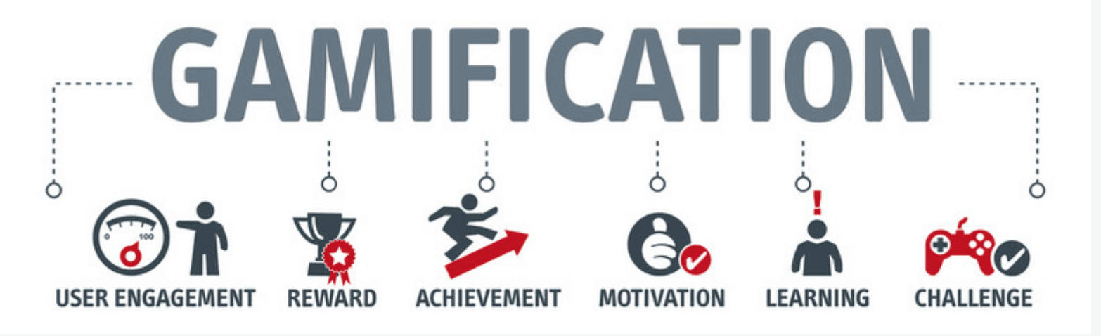 Motivate users with gamification design