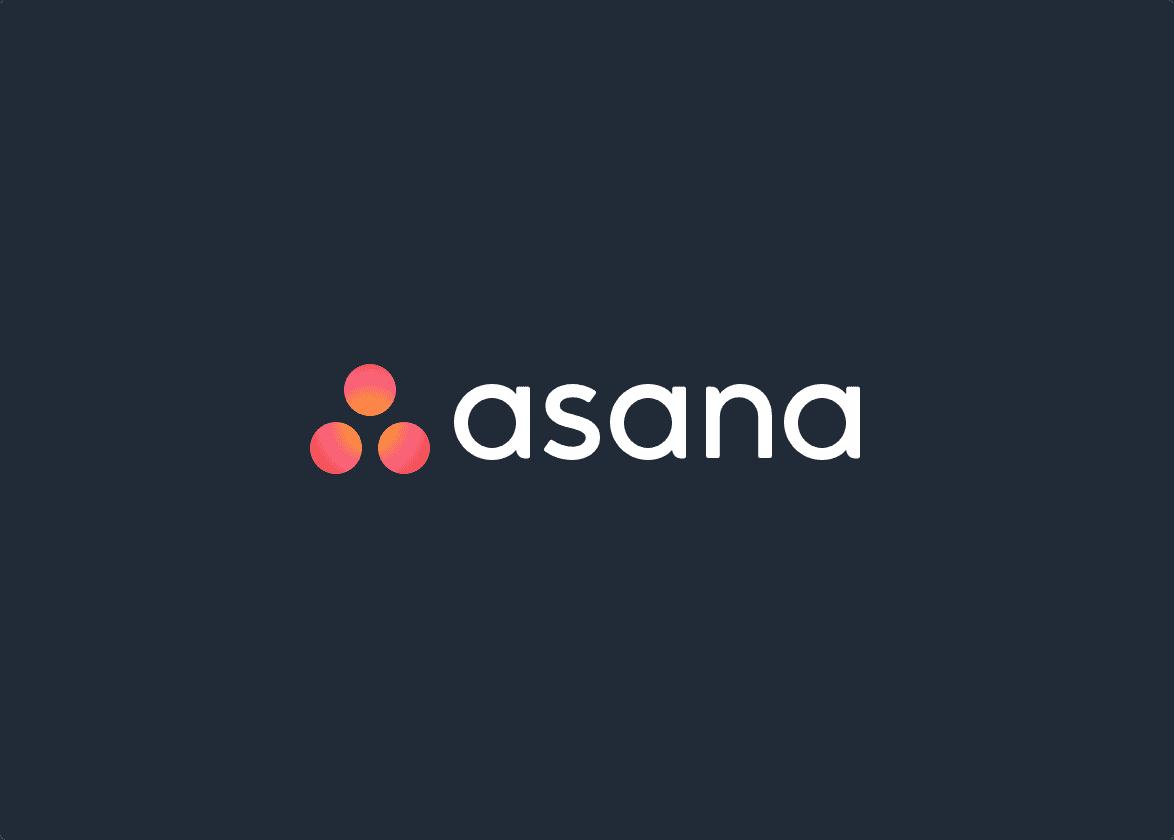 The Asana logo.
