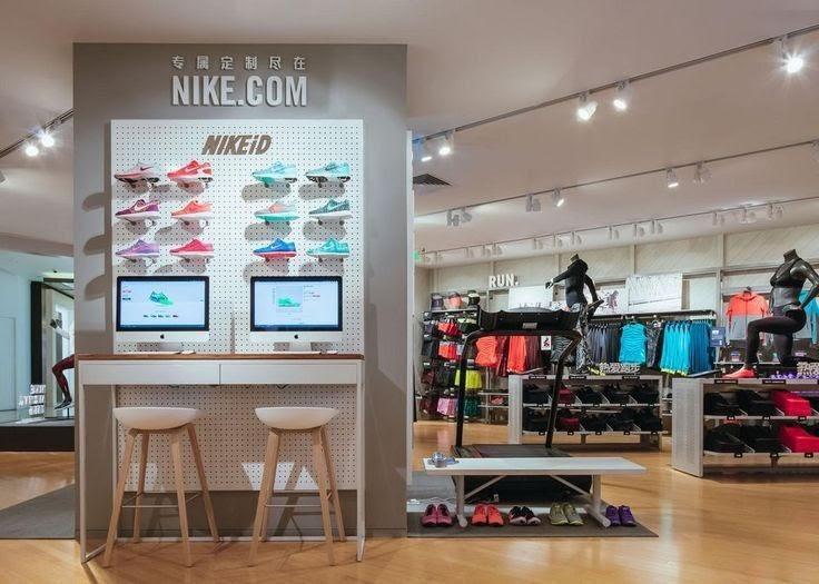 Nike Munich Retail Store