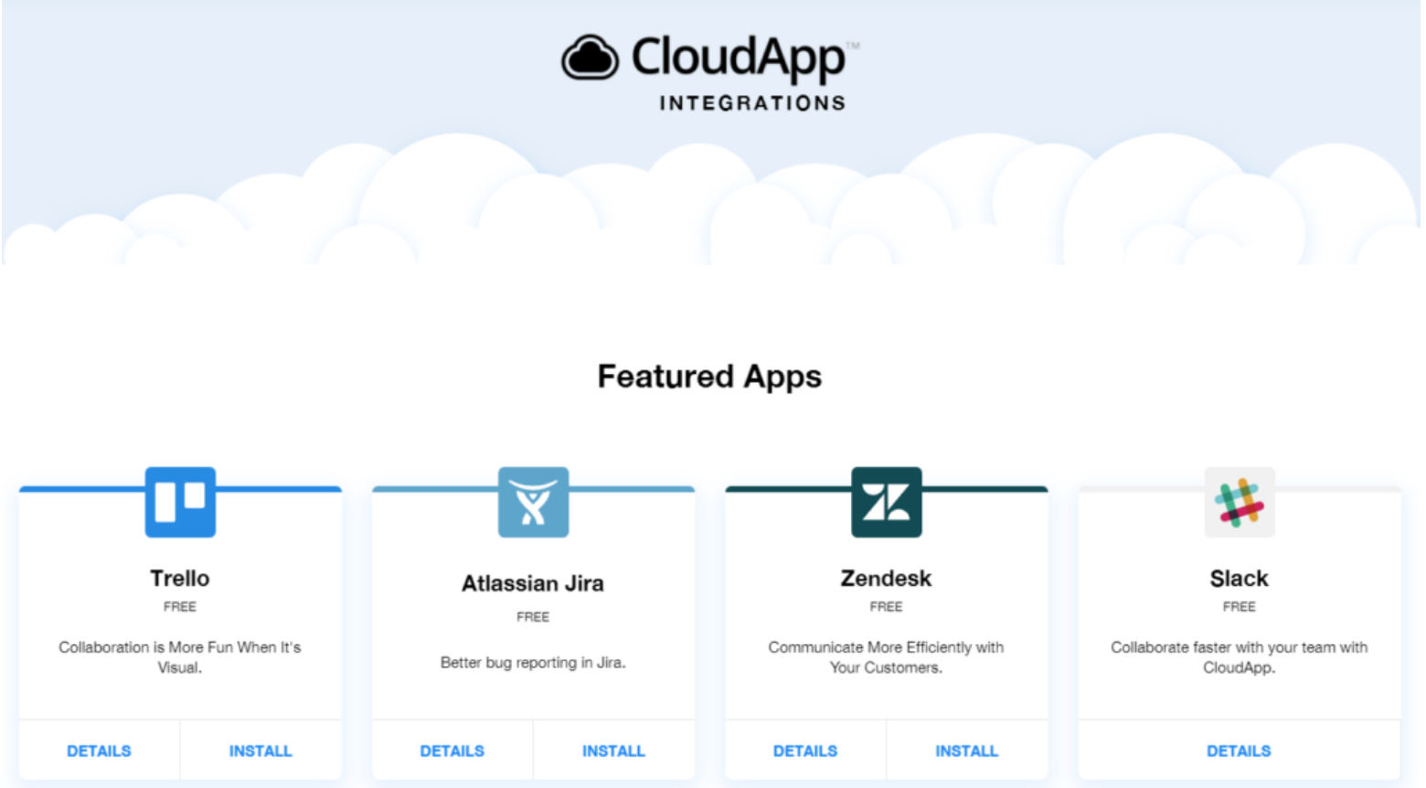 Best UX/UI tools CloudApp