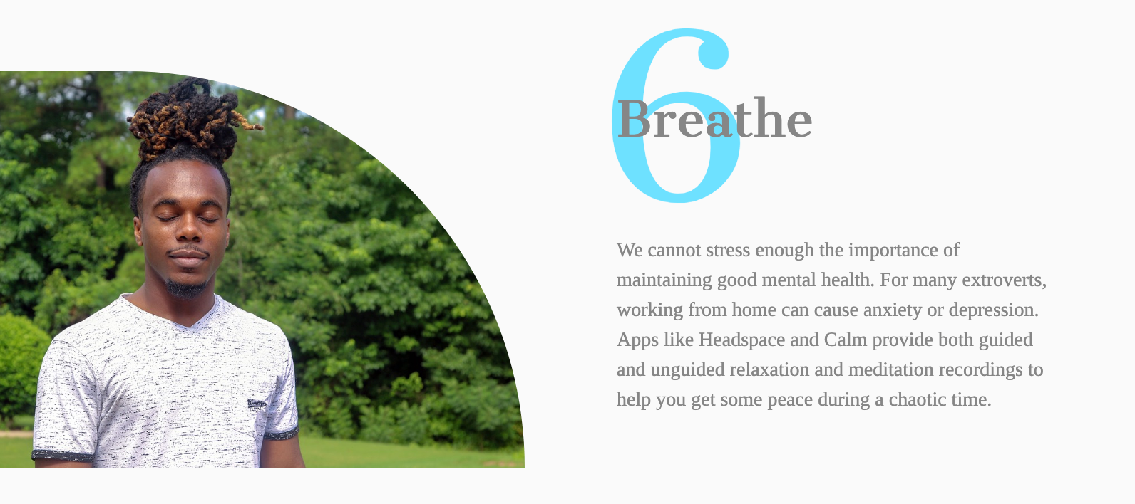 Breathe infobit