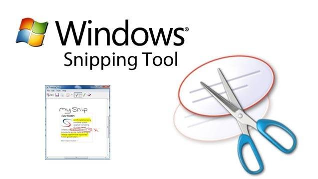 Microsoft snipping tool