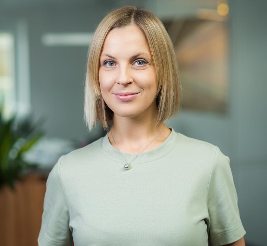 Justina Bakutyte, Growth Marketing Manager at Yieldify
