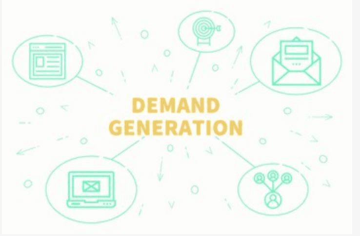 What is demand generation vs lead generation?