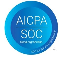 SOC 2 compliance badge