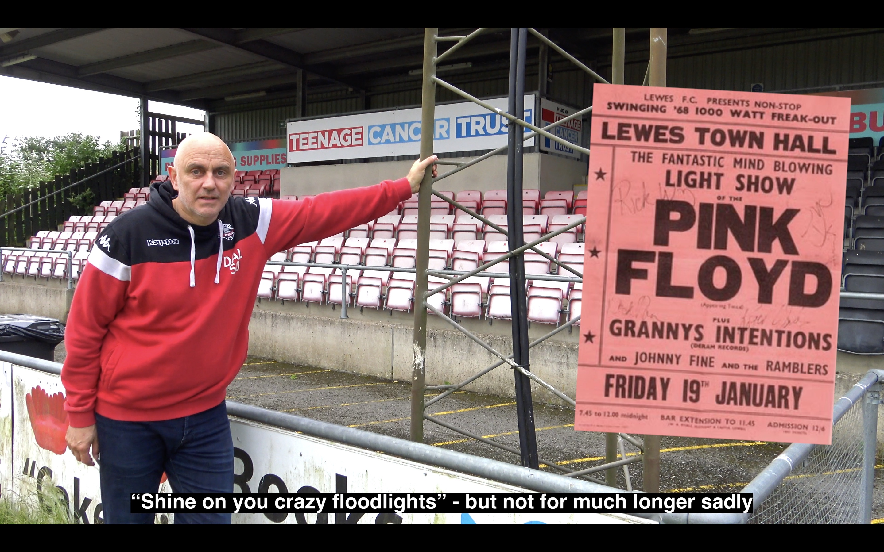 Dave Lamb asks fellow Lewes supporters and 'likers' to dig deep...