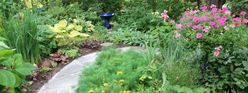 westerville garden tour