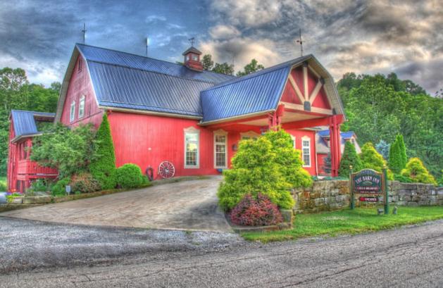 The Barn Inn