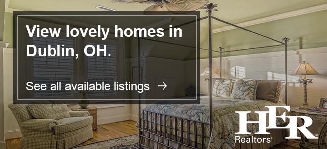 Homes for Sale in Dublin, Ohio