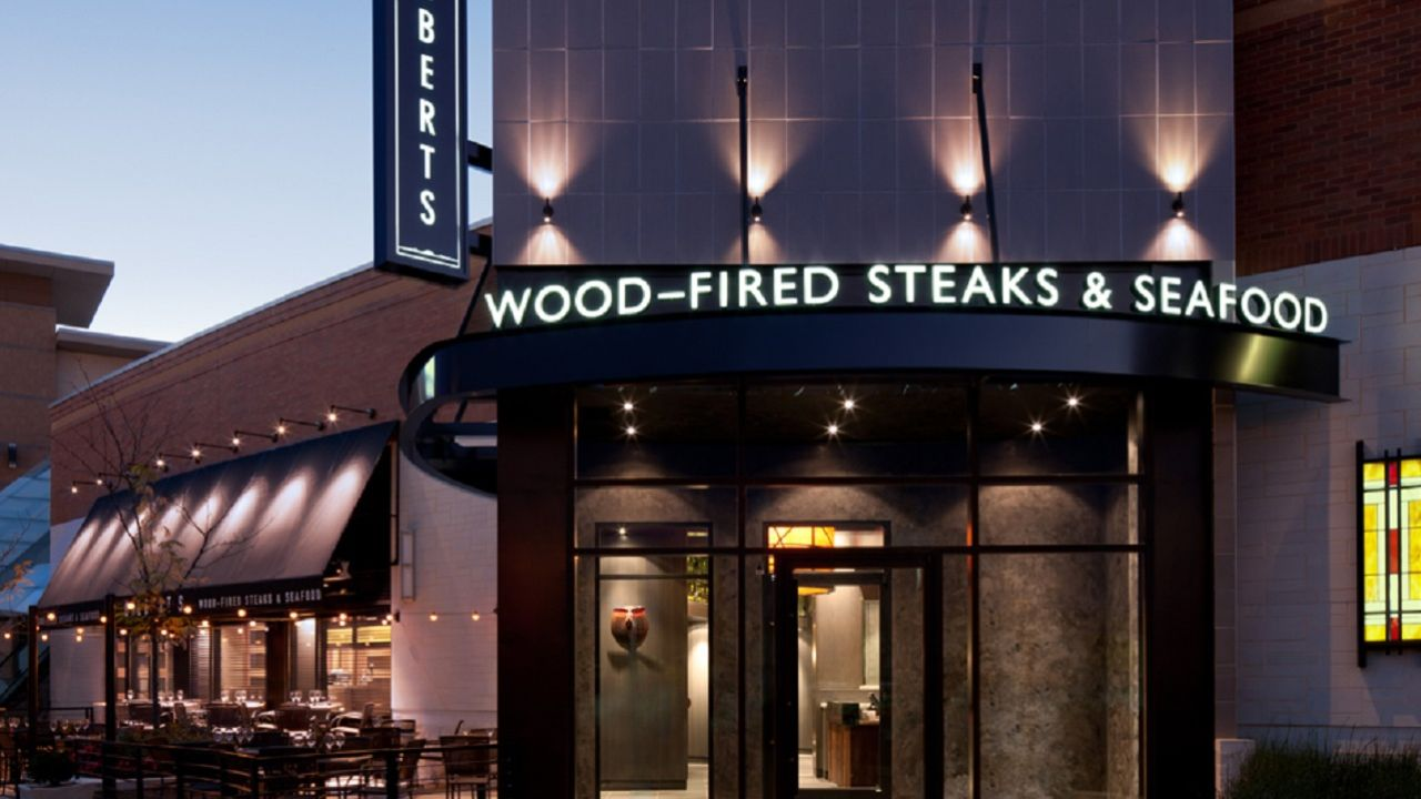 J. Gilbert's Wood Fired Steaks And Seafood exterior