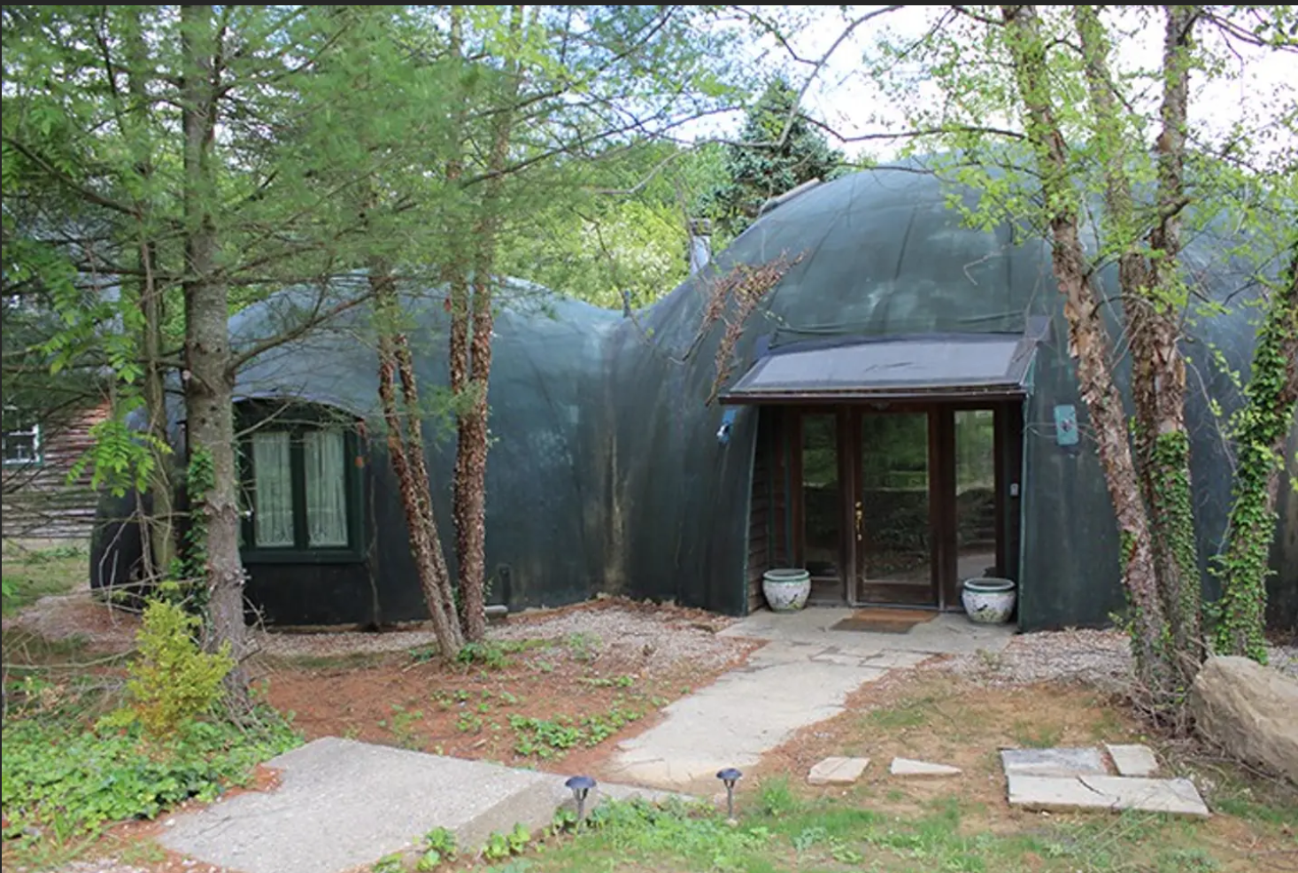 Earthstar dome sanctuary home accommodation