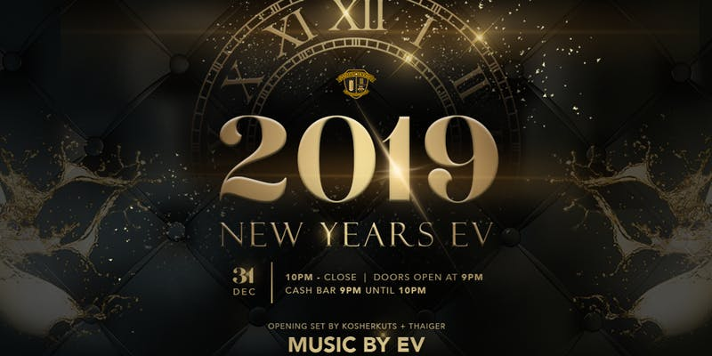 Ad for New Years Ev 2019