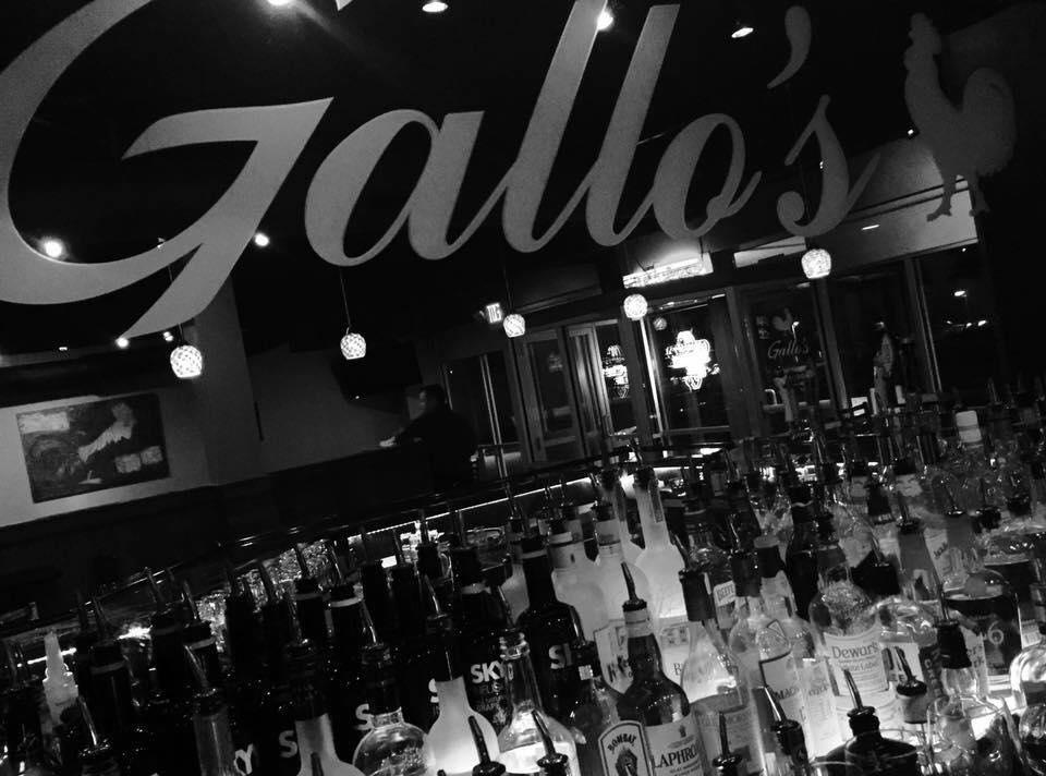 interior of Gallos Kitchen and Bar