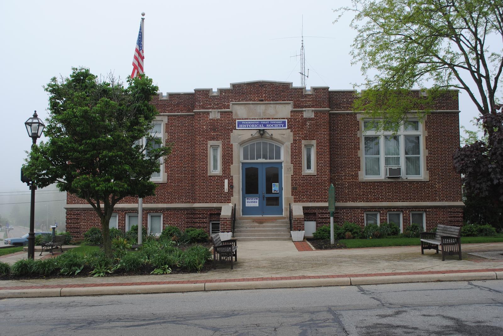 the Pickerington Historical Society