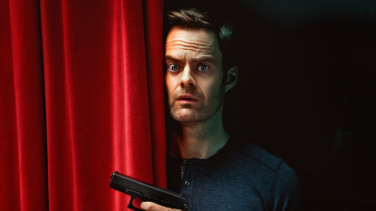 Bill Hader stars in Barry on HBO.