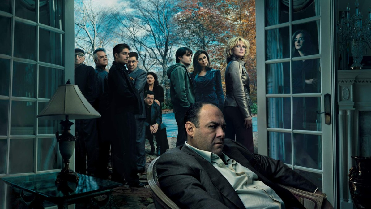 The Sopranos on HBO