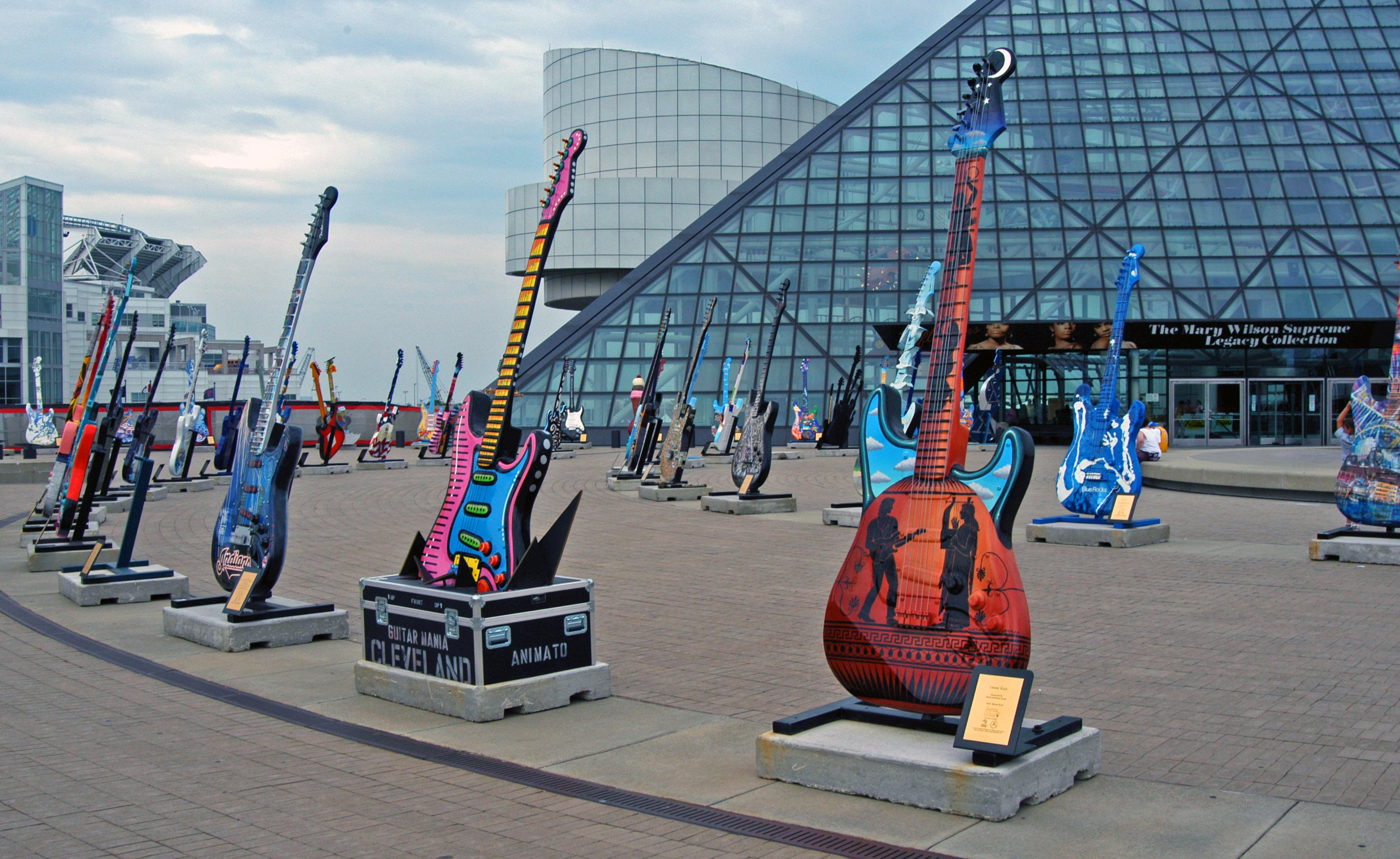 rock n roll hall of fame ohio