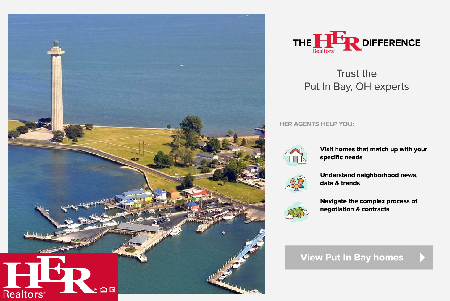 PUT IN BAY HOMES FOR SALE