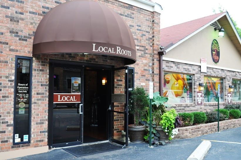 local roots exterior