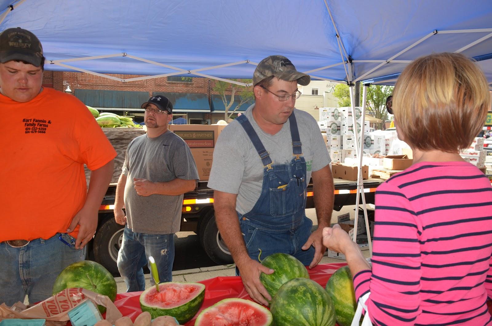 grove city farmers market