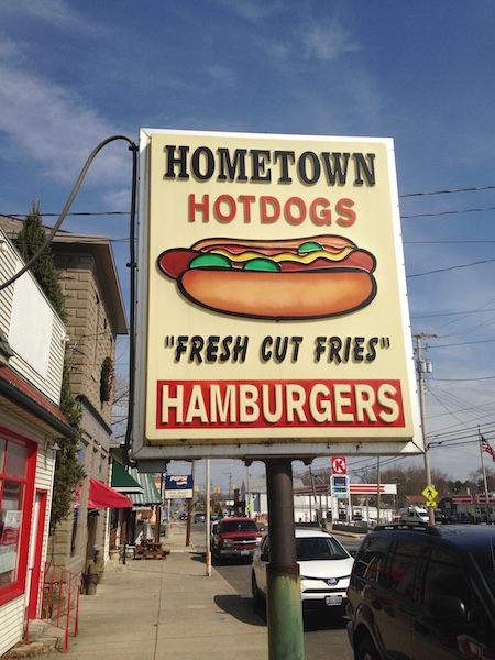 Hometown hot dogs