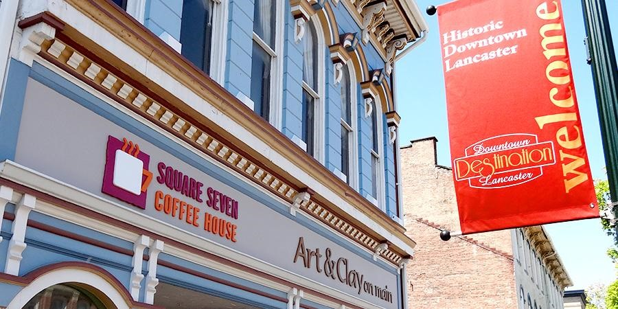 Art & Clay in Lancaster OH