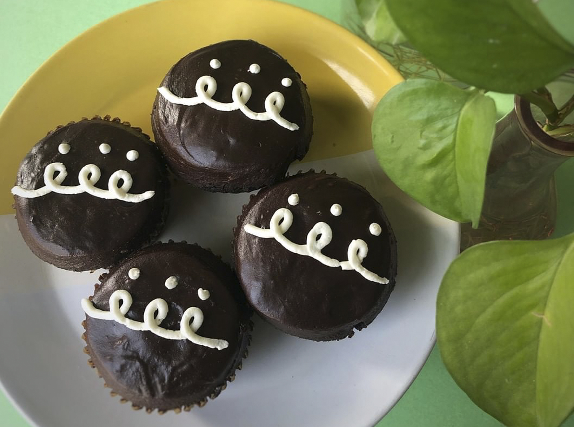 Chocolate cupcales