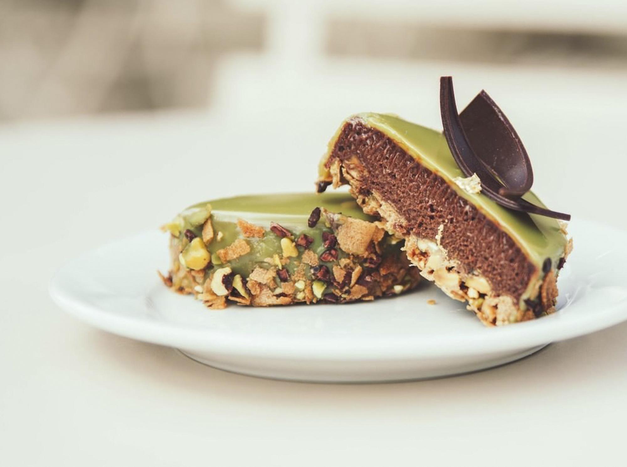 pistacchio dessert