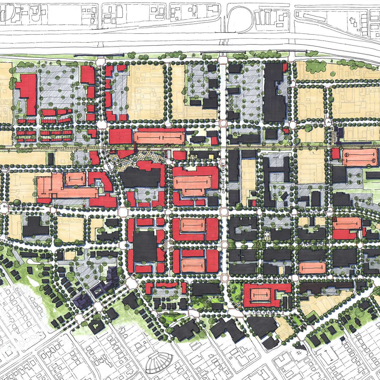Redlands Downtown Specific Plan
