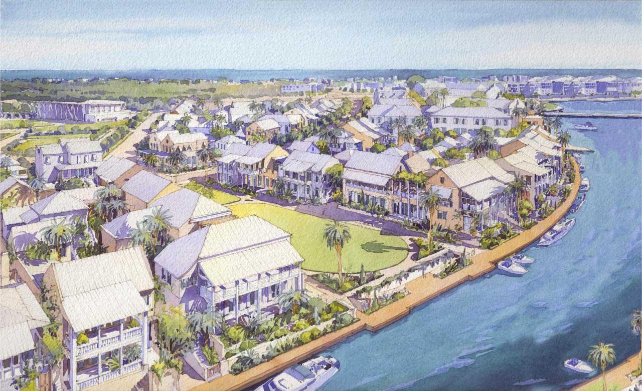 Camana Bay Master Plan