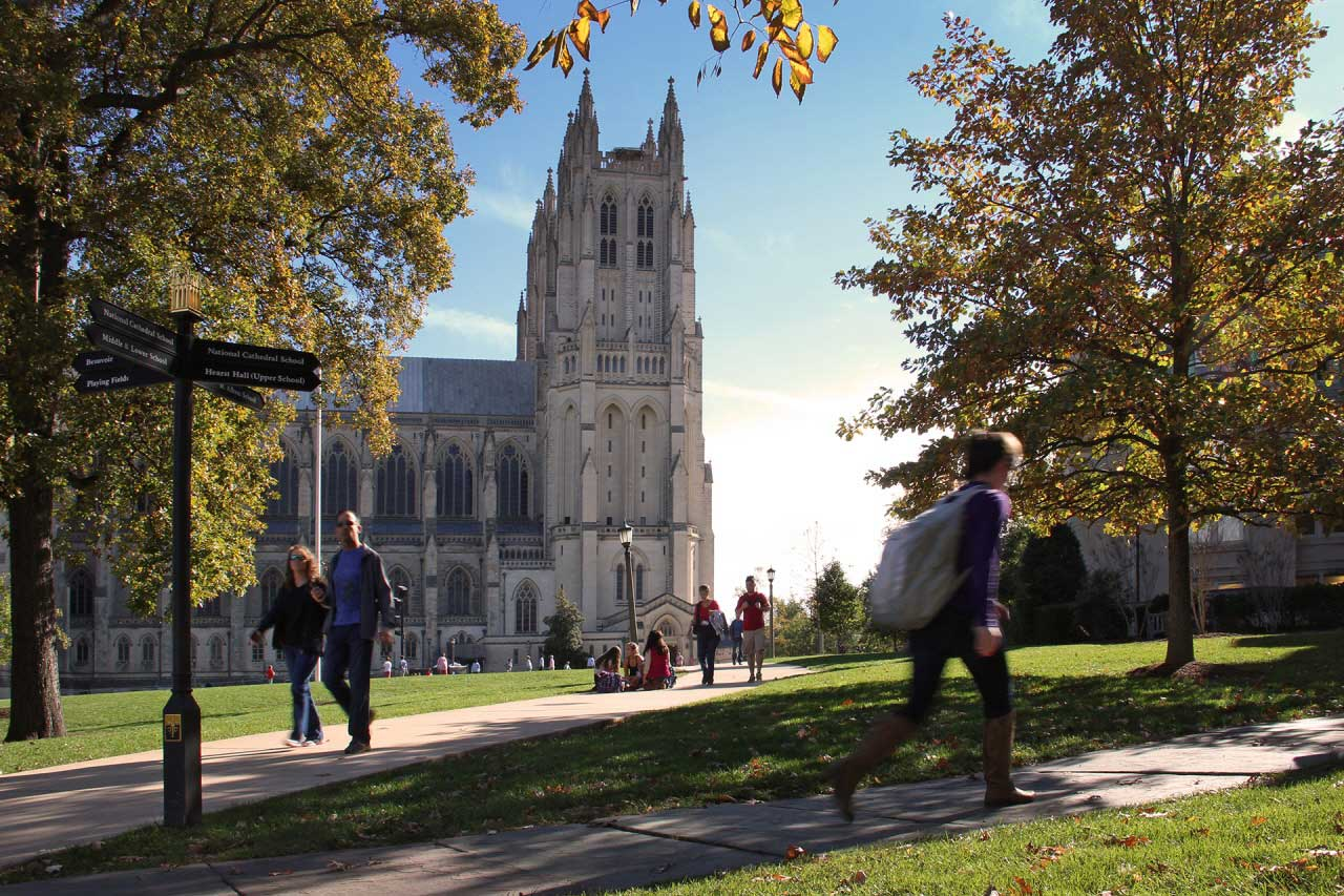 National Cathedral Close