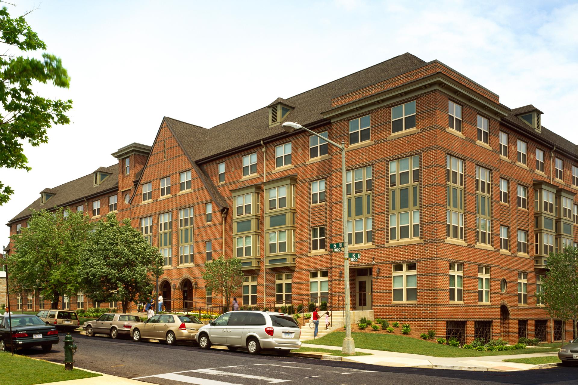 Arthur Capper Senior Housing