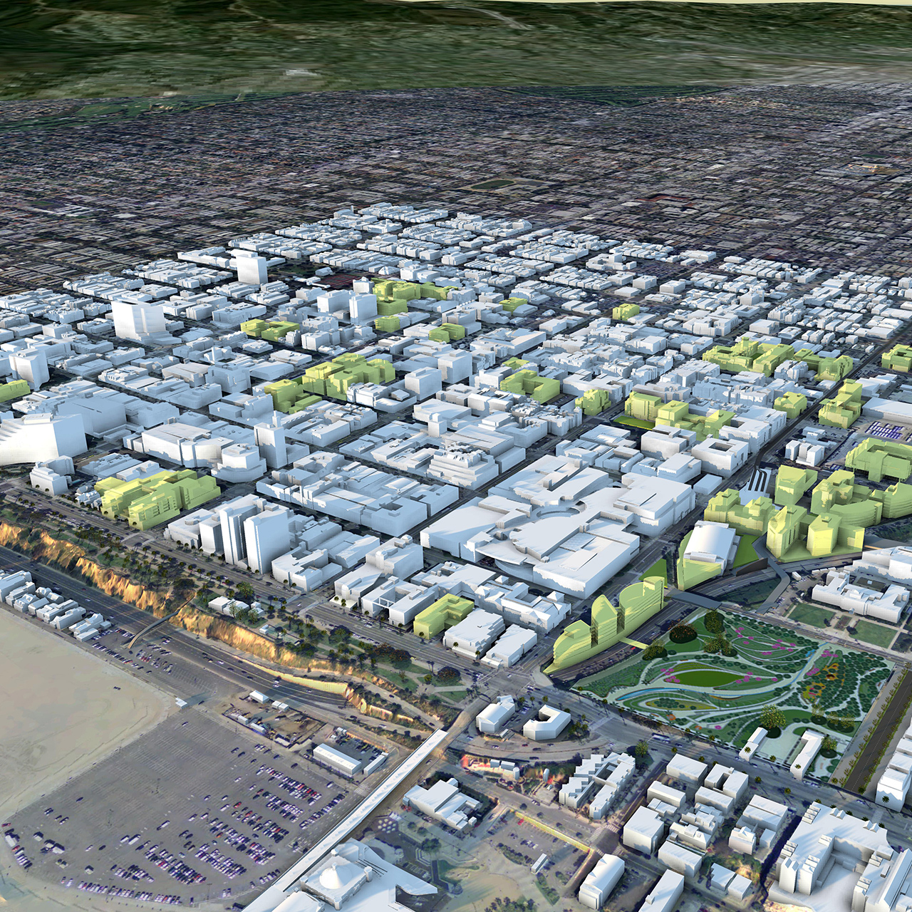 Downtown Santa Monica Specific Plan