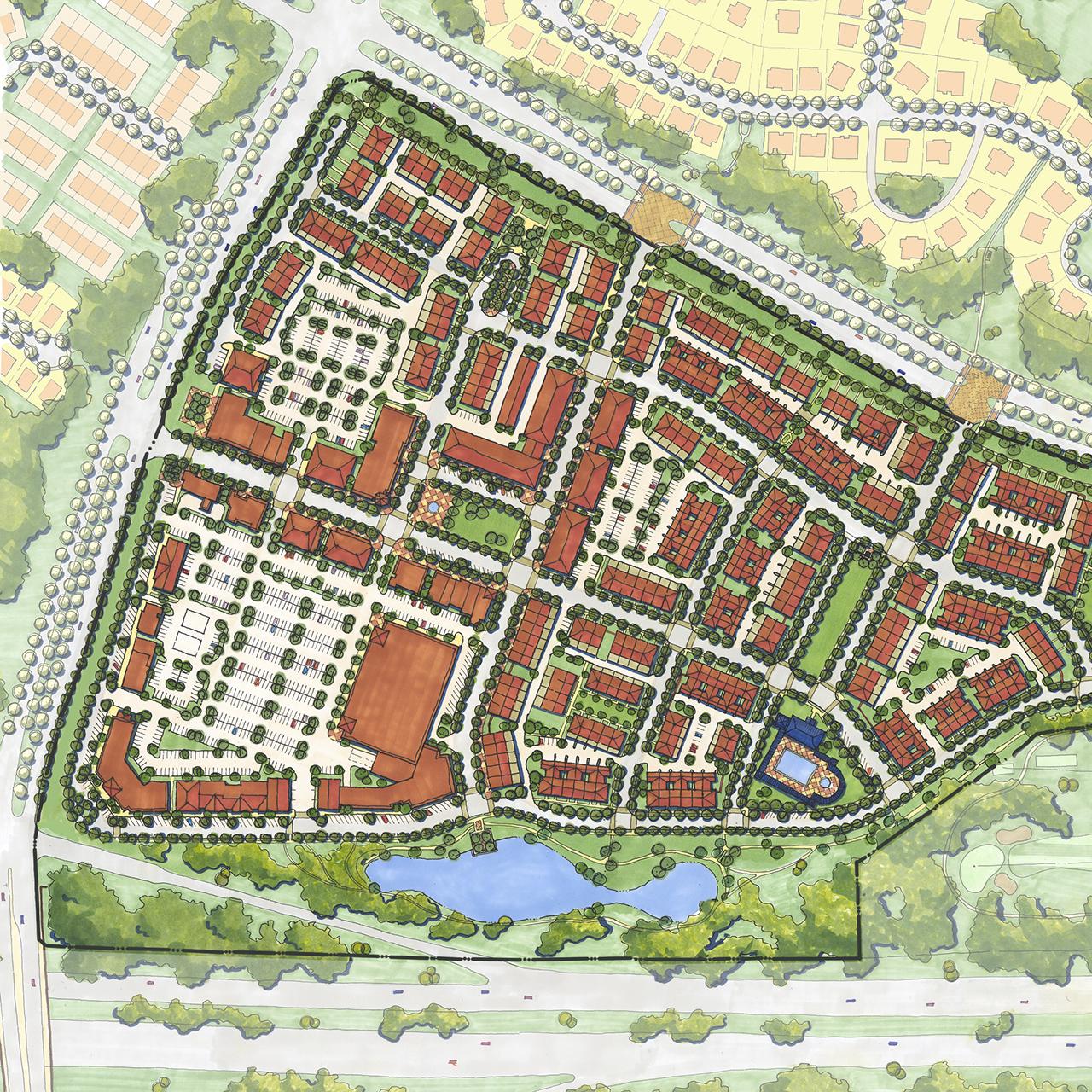 Lansdowne Village Green