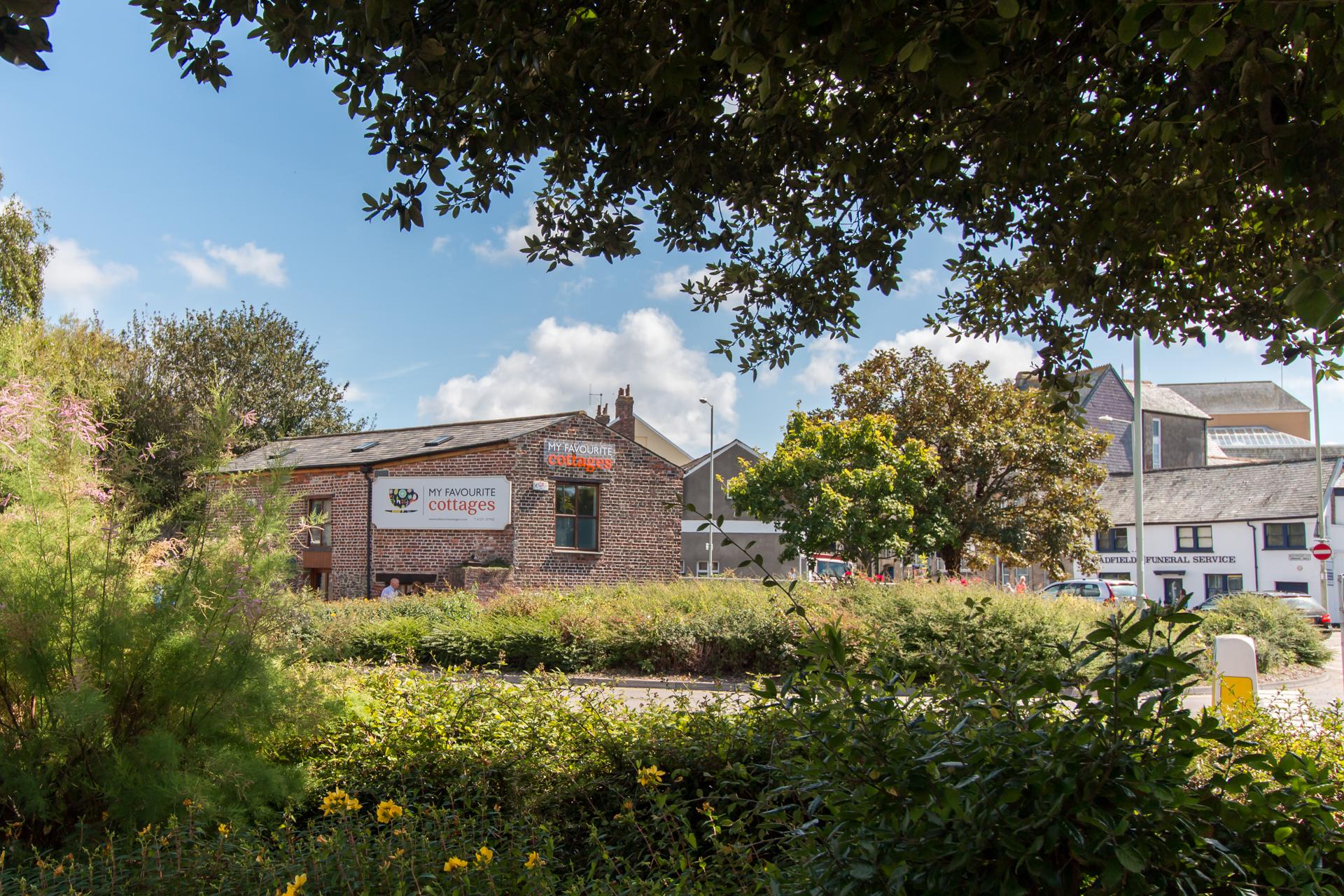 My Favourite Cottages Building in Barnstaple North Devon