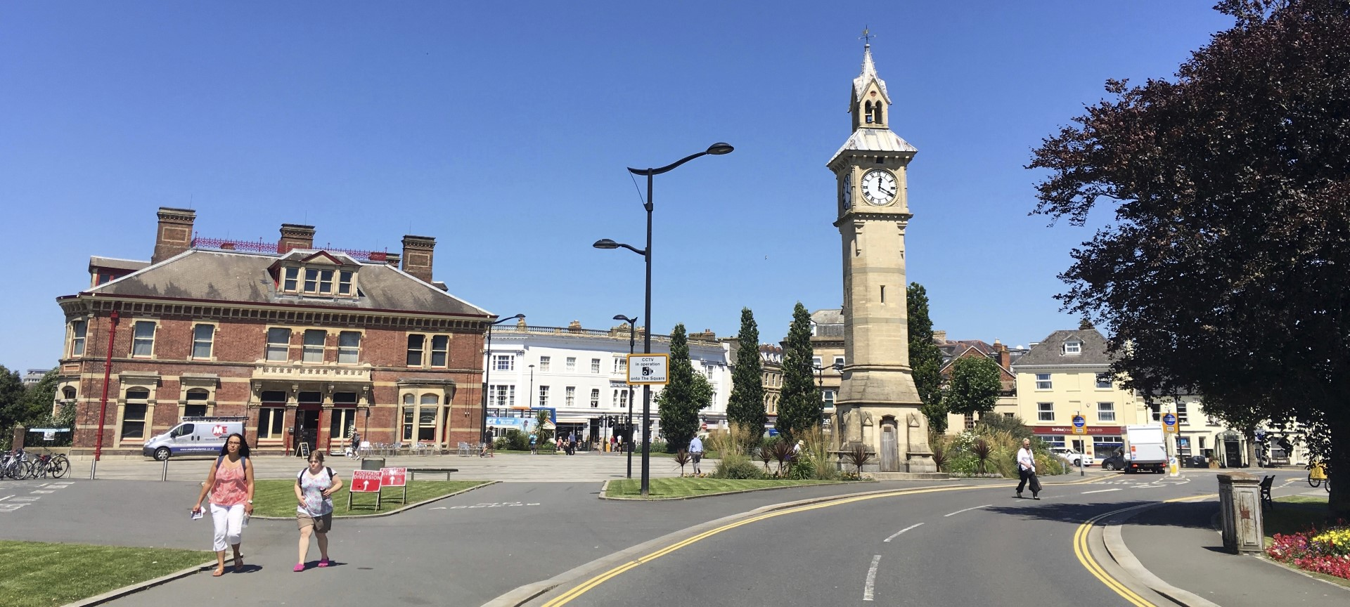 Barnstaple Town Center