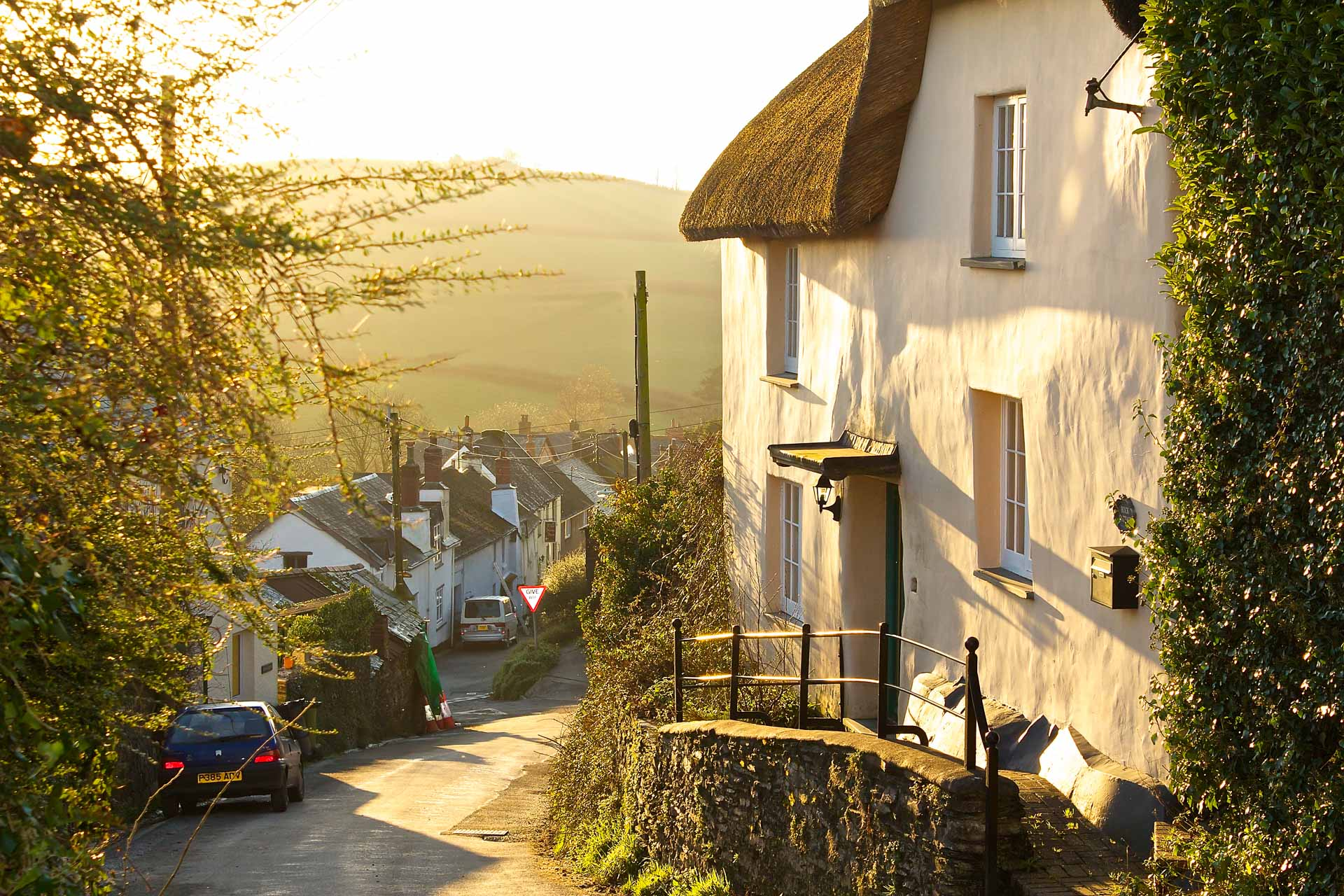 Goodleigh holiday cottages