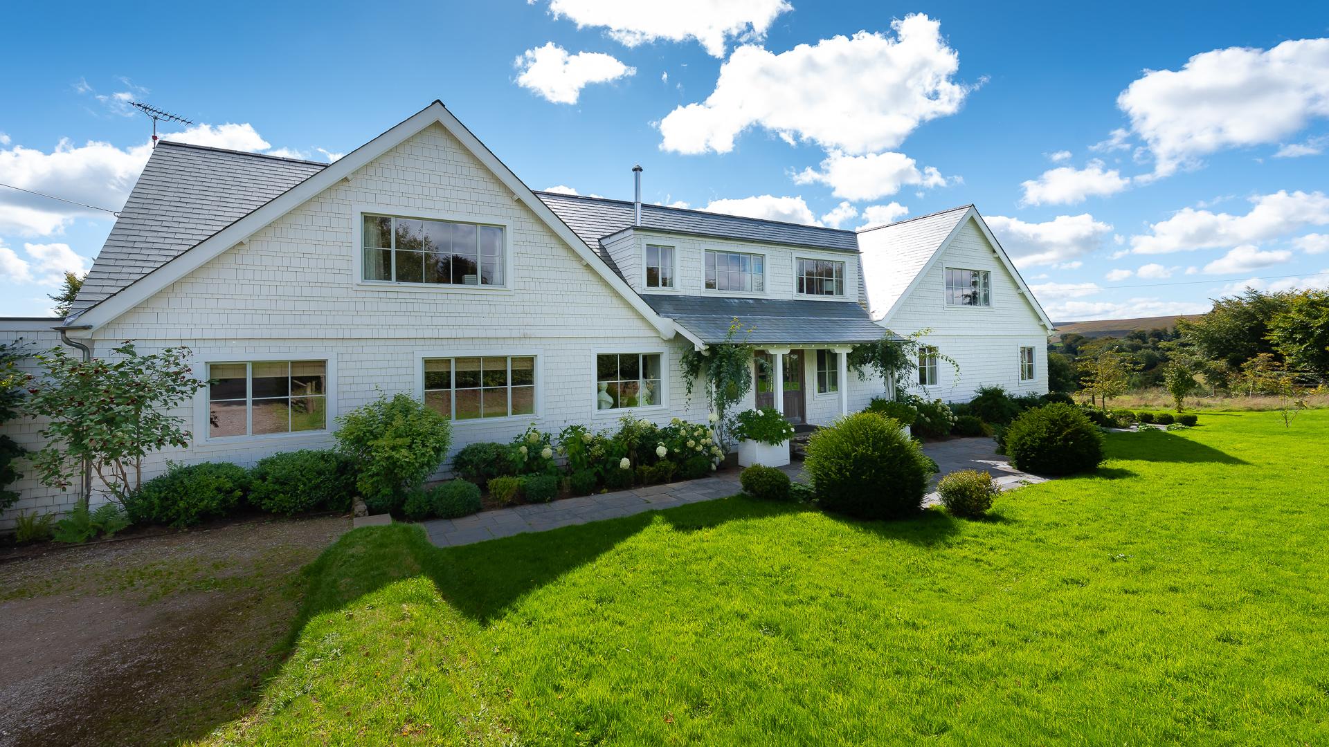 Foxtwitchen - Luxury Exmoor Large Holiday Home