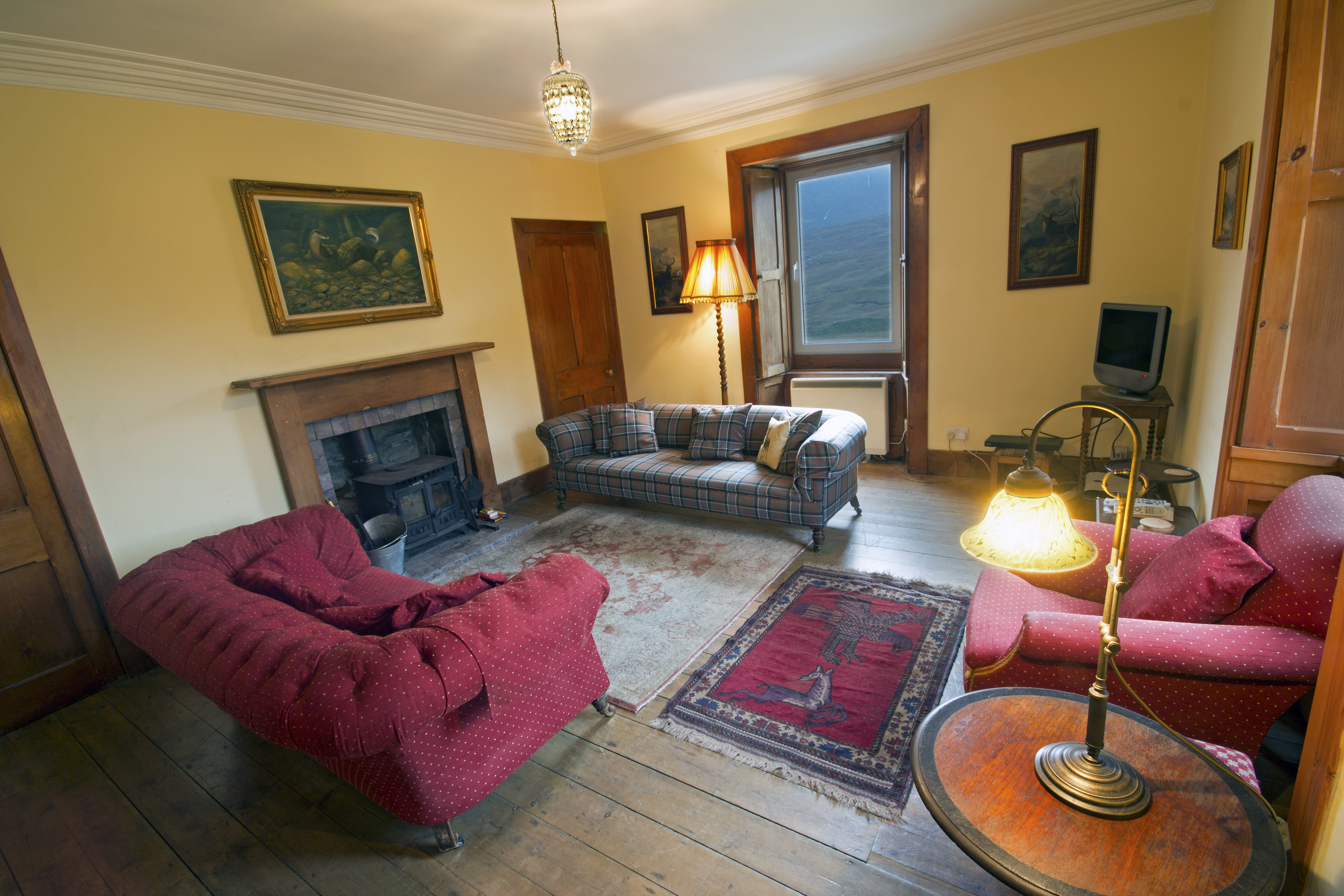 Glenuaig Lodge