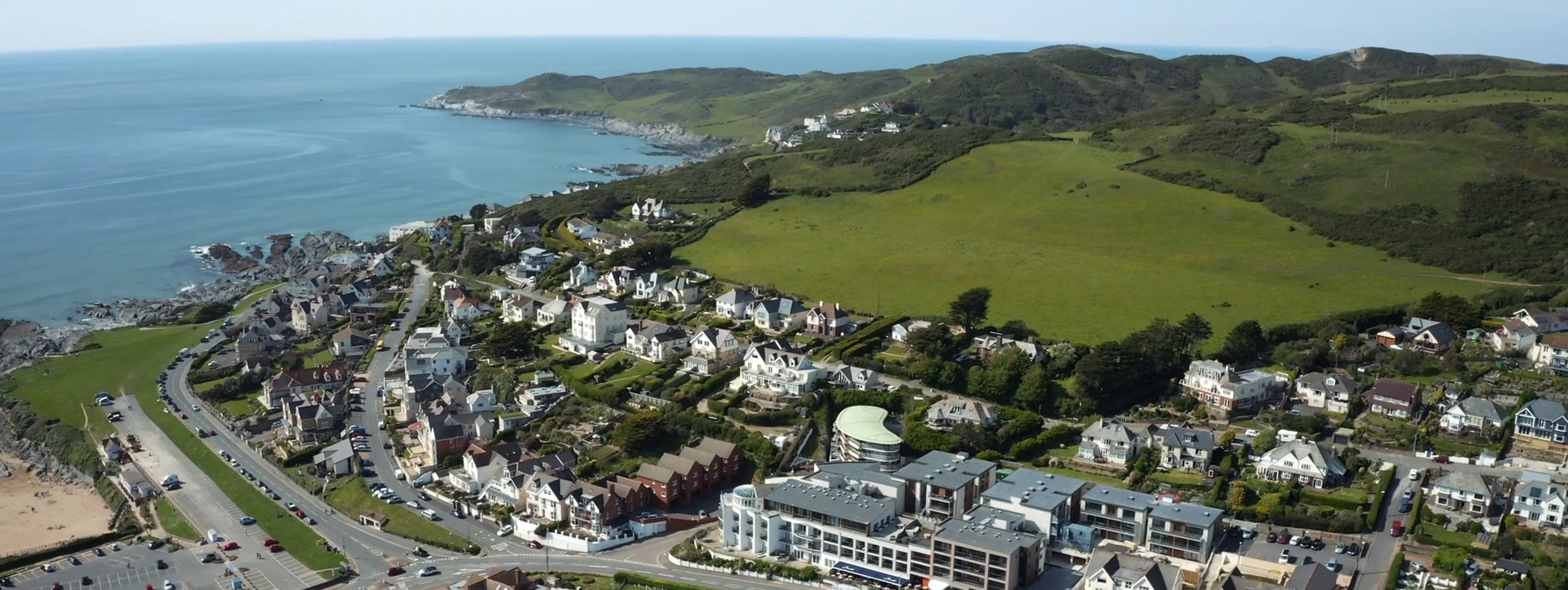 Byron holiday lets in Woolacombe